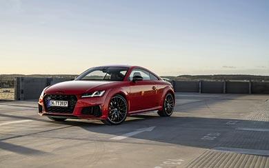 2021 Audi TTS Competition Plus wallpaper thumbnail.