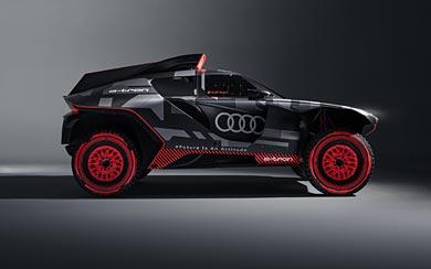 2022 Audi RS Q E-Tron wallpaper thumbnail.