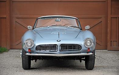 1956 BMW 507 Series 1 wallpaper thumbnail.