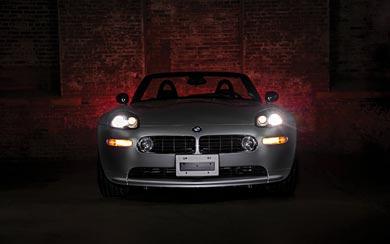2000 BMW Z8 wallpaper thumbnail.