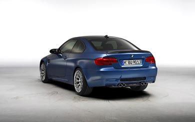 2010 BMW M3 Performance Package wallpaper thumbnail.