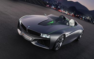 2011 BMW Vision ConnectedDrive Concept wallpaper thumbnail.