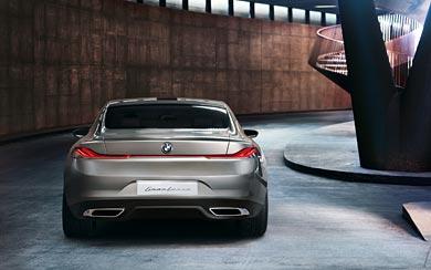 2013 BMW Pininfarina Gran Lusso Coupe wallpaper thumbnail.