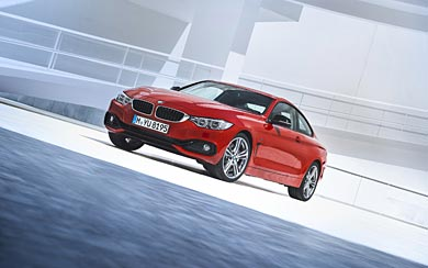 2014 BMW 4-Series Coupe wallpaper thumbnail.