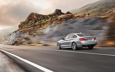 2015 BMW 4-Series Gran Coupe wallpaper thumbnail.