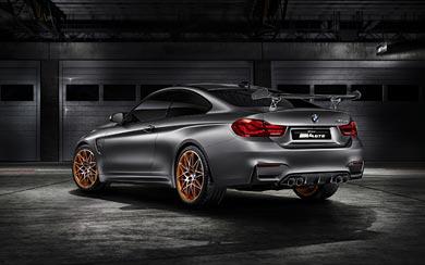 2015 BMW M4 GTS Concept wallpaper thumbnail.