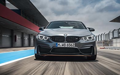 2016 BMW M4 GTS wallpaper thumbnail.