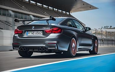 2016 BMW M4 GTS wallpaper thumbnail.
