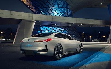 2017 BMW i Vision Dynamics Concept wallpaper thumbnail.