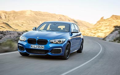 2018 BMW M140i wallpaper thumbnail.