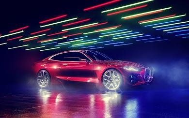 2019 BMW Concept 4 wallpaper thumbnail.