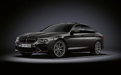 2019 BMW M5 Edition 35 wallpaper thumbnail.