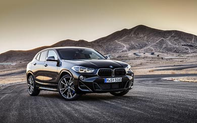 2019 BMW X2 M35i wallpaper thumbnail.