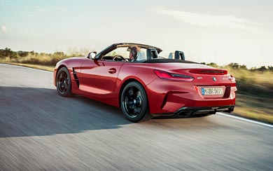 2019 BMW Z4 M40i wallpaper thumbnail.