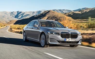 2020 BMW 7-Series wallpaper thumbnail.