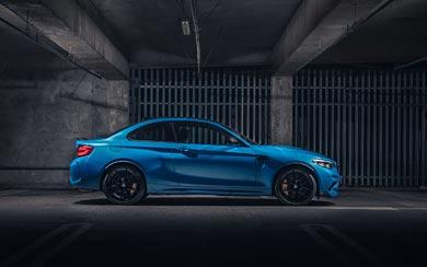 2020 BMW M2 CS wallpaper thumbnail.