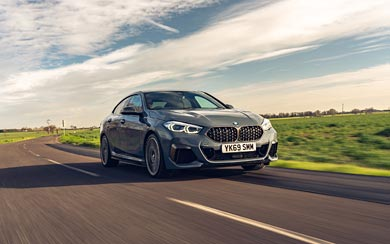 2020 BMW M235i Gran Coupe wallpaper thumbnail.
