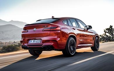 2020 BMW X4 M Competition wallpaper thumbnail.