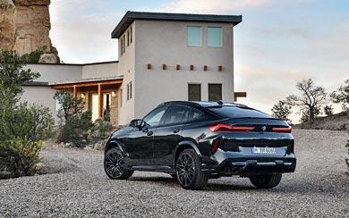 2020 BMW X6 M Competition wallpaper thumbnail.