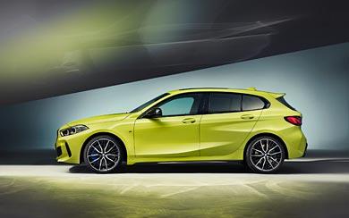 2022 BMW M135i wallpaper thumbnail.
