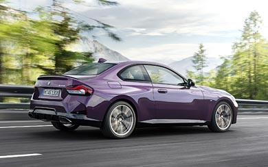2022 BMW M240i wallpaper thumbnail.