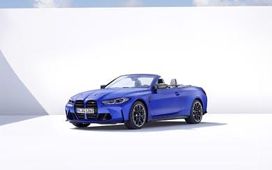 2022 BMW M4 Competition Convertible wallpaper thumbnail.