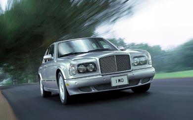 2000 Bentley Arnage Red Label wallpaper thumbnail.