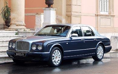 2005 Bentley Arnage R wallpaper thumbnail.