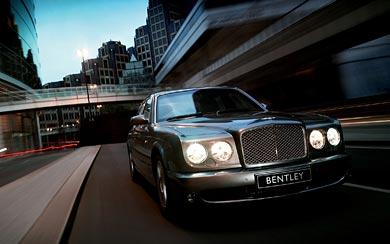 2007 Bentley Arnage wallpaper thumbnail.