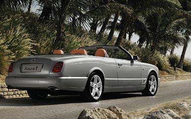 2009 Bentley Azure T wallpaper thumbnail.