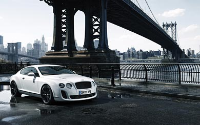 2011 Bentley Continental Supersports wallpaper thumbnail.