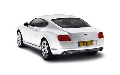 2012 Bentley Continental GT Mulliner Styling wallpaper thumbnail.