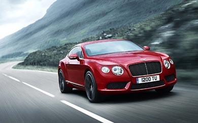 2012 Bentley Continental GT V8 wallpaper thumbnail.