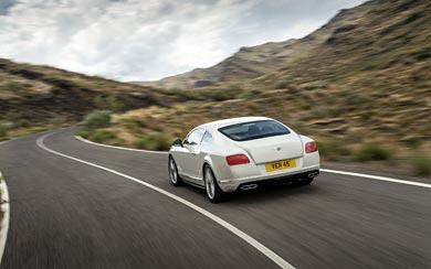 2014 Bentley Continental GT V8 S wallpaper thumbnail.