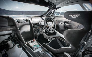 2014 Bentley Continental GT3 wallpaper thumbnail.