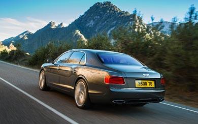 2013 Bentley Continental GT Speed wallpaper thumbnail.
