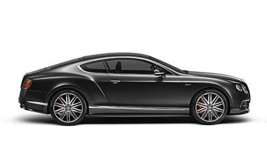 2015 Bentley Continental GT Speed wallpaper thumbnail.