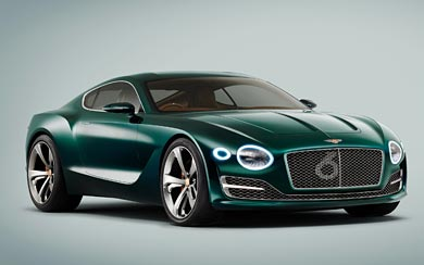 2015 Bentley EXP 10 Speed 6 Concept wallpaper thumbnail.
