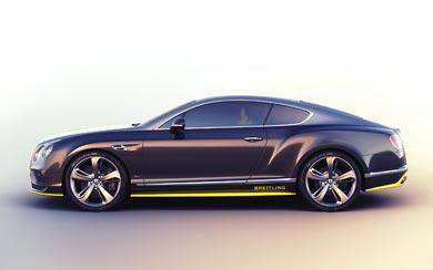 2016 Bentley Continental GT Speed Breitling Jet Team Series wallpaper thumbnail.