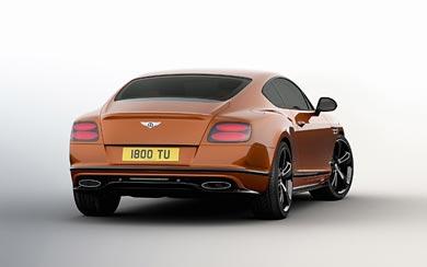2017 Bentley Continental GT Speed wallpaper thumbnail.