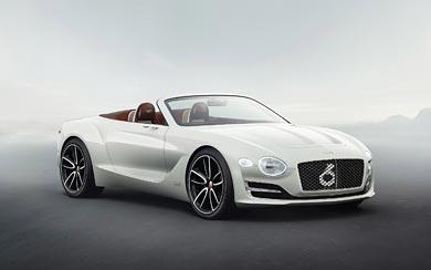 2017 Bentley EXP 12 Speed 6e Concept wallpaper thumbnail.