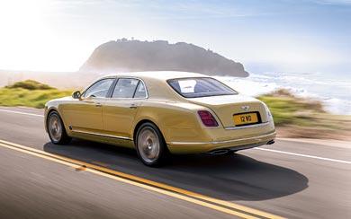 2017 Bentley Mulsanne Speed wallpaper thumbnail.