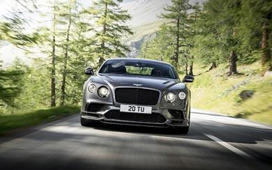 2018 Bentley Continental Supersports wallpaper thumbnail.