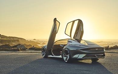 2019 Bentley EXP 100 GT Concept wallpaper thumbnail.