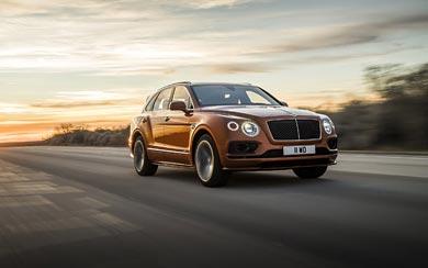 2020 Bentley Bentayga Speed wallpaper thumbnail.
