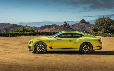 2020 Bentley Continental GT 'Pikes Peak' wallpaper thumbnail.