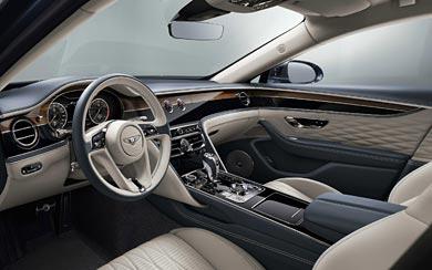 2020 Bentley Flying Spur wallpaper thumbnail.