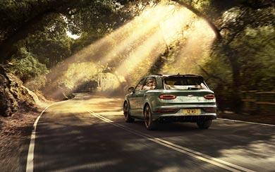 2021 Bentley Bentayga wallpaper thumbnail.