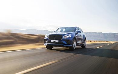 2021 Bentley Bentayga Speed wallpaper thumbnail.