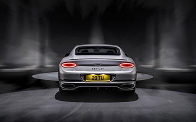 2022 Bentley Continental GT Speed wallpaper thumbnail.